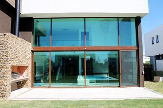 China Luxury Prefab Steel Houses Prefabricated Smart House AS / NZS , CE Standard supplier