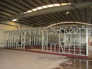 China Light Weight Light Steel Frame Houses supplier