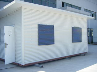 China Environmentally Friendly Prefab Mobile Homes Quick Assemble supplier