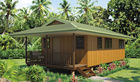 China 4bedroom,Cyclone proof, Australian Standard, Australia, Europe,PNG exported Light Steel Framing Wooden Design Bungalow factory